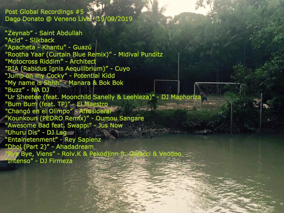 tracklist veneno